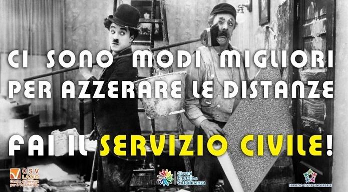 colloqui di selezione servizio civile