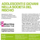 Adolescenti e giovani nella società del rischio