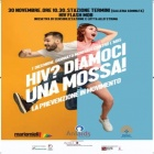 HIV FLASH MOB
