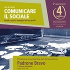 Comunicare il Sociale - 2° incontro